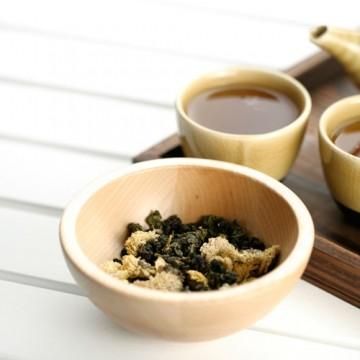 原片綠茶包
