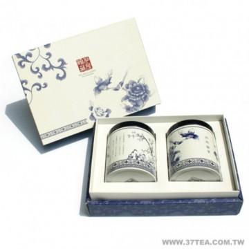 中國風青花禮盒